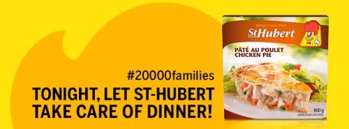 Do All The Things—The February Freeze—St. Hubert Chicken Pot Pie