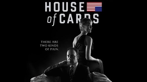 #100HappyDays — Day 7 — House of Cards Season 2