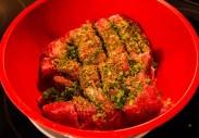 I AM NOT A FOODIE: The #DIYSandwich, Round 1 — Pulling the Pork — Seasoned Pork Shoulder