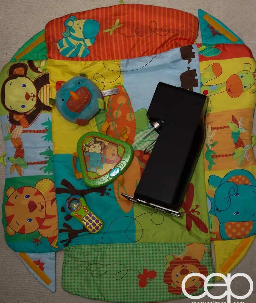 SodaStream at Play — On the Playmat