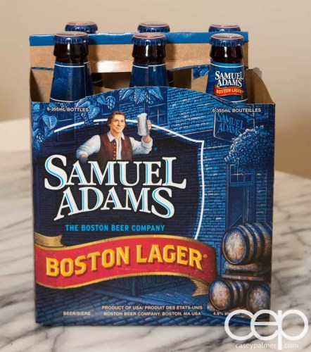 #SamInHand — Beer-Brined Pork Chops — Sam Adams 6-Pack