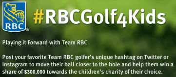 What #RBCGolf4Kids is All About