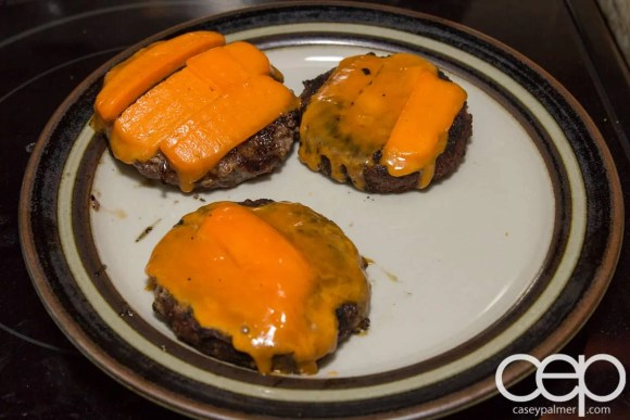 #DIYSandwich—Quick and Easy Summer Burger—Cooked Burgers