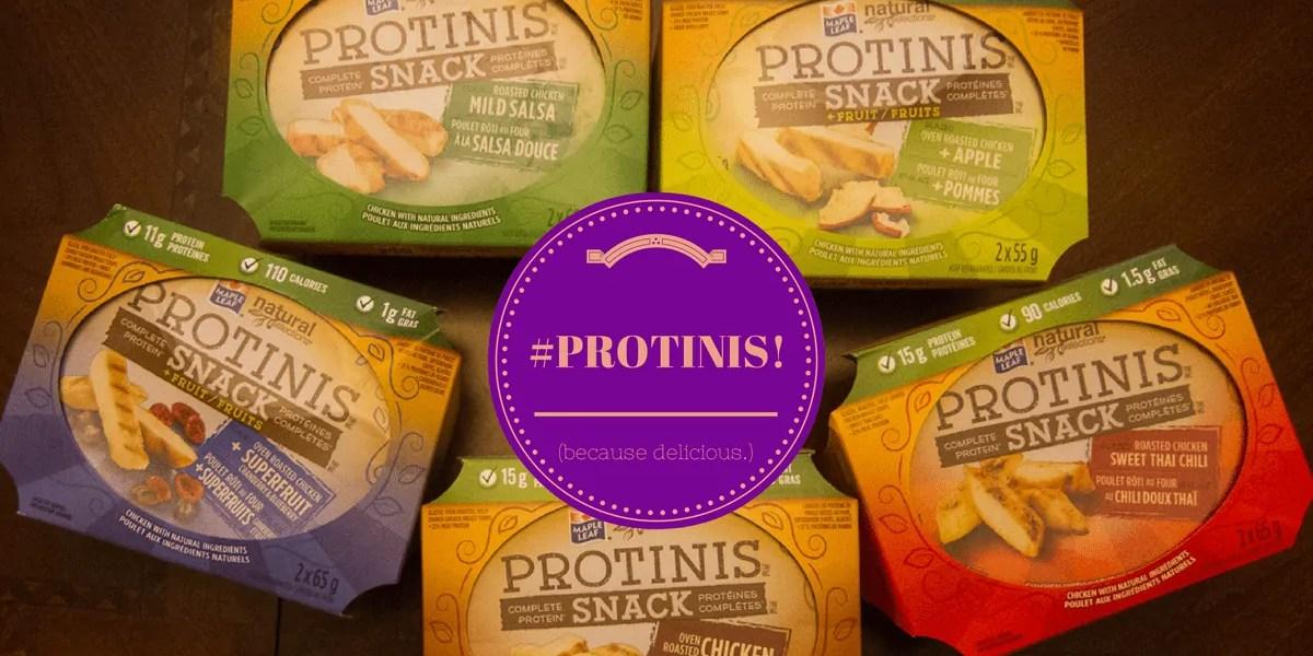 Maple Leaf Foods #PROTINIS Banner