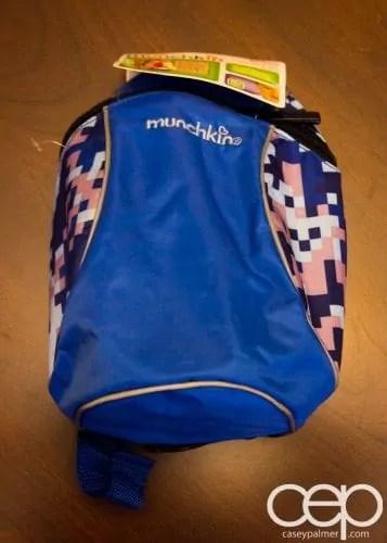 Best Buy Canada — #SetMeUpBBY — Munchkin Funpack Harness