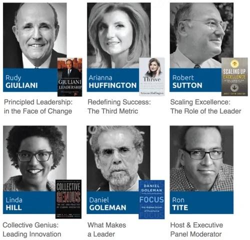 The Art of Leadership — Toronto 2014 — Speakers