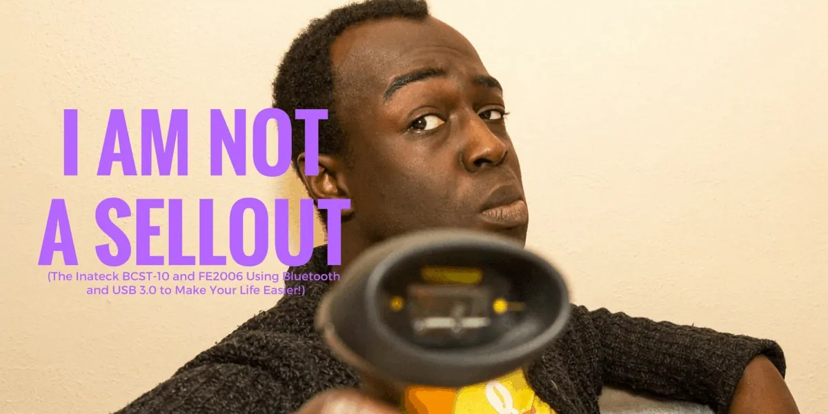 -I Am Not a Sellout- — The Inateck BCST-10 and FE2006 Using Bluetooth and USB 3.0 to Make Your Life Easier!
