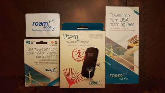 Casey Palmer x Swiffer Present—36 Hours in NYC—Roam Mobility—Boxed Roam Liberty and SIM Card