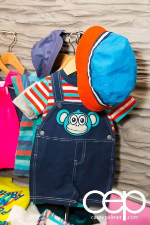 The Children's Place — Spring/Summer 2015 Preview — Tot Overalls and Hat
