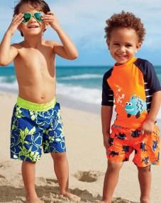 The Children's Place—Summer 2015—Swim Wear (Official Lookbook Shot)