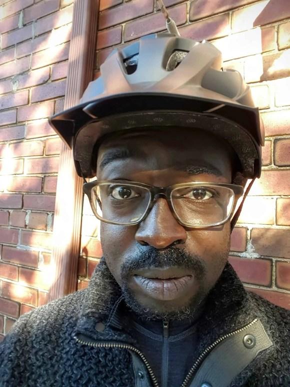The Week That Was... October 11-17, 2015—Schwinn Canada—Casey Palmer with His Bike Helmet On