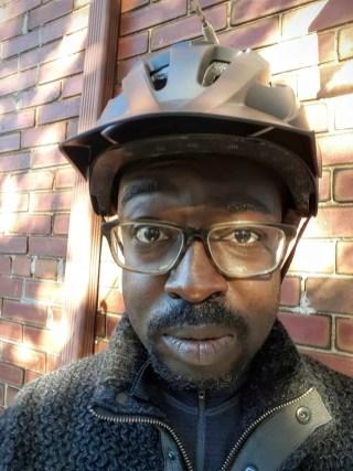 The Week That Was... October 11-17, 2015 — Schwinn Canada — Casey Palmer with His Bike Helmet On