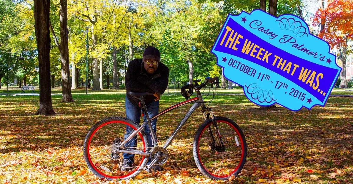 The Week That Was... October 11-17, 2015 (Featured Image)
