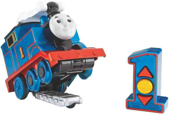 Give it Some Mo'—How Thomas & Friends and Movember Canada Help Men Live Better Lives!—Turbo Flip Thomas (72 ppi)