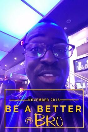 Mo' Blogging, Mo' Problems—Why My November Wasn't Full of Movember!—November 2016—Be a Better Mo Bro