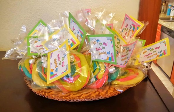 The Week That Was... November 1st - 7th, 2015 — Little Man's Second Birthday — Birthday Cookies