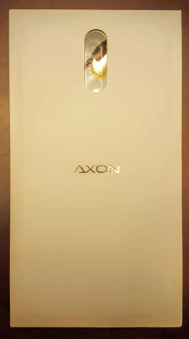 The Week That Was... October 25th - 31st, 2015 — Axon by ZTE Event — ZTE Axon In Box