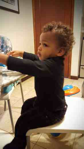 The Week That Was... October 25th - 31st, 2015 — Little Man Getting His Steve Jobs On