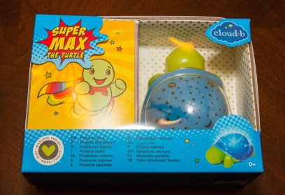 A Case Cringle Christmas, Day 2 — My Toddler, Me and a Little Cloud b! — The cloud b SuperMax the Turtle