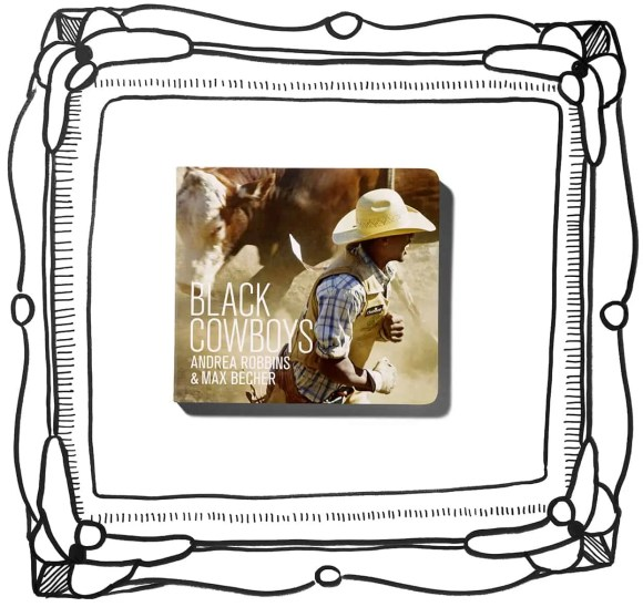 The Month That Was... November 22nd—December 26th, 2015—Black Cowboys Cover Shot with Frame