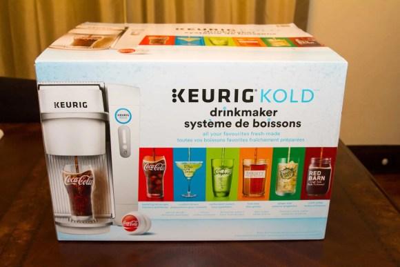 The Month That Was... November 22nd—December 26th, 2015—Team Trolling Christmas—Keurig Kold—The Keurig Kold Boxed in Casa de Palmer
