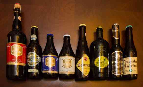 The Month That Was... November 22nd - December 26th, 2015 — Trappist Beers
