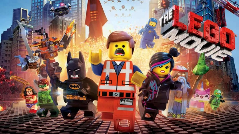 Netflix Stream Team, Season One, Episode Three — New Year, New View - How a Little Black Box Changed My Life — lego movie