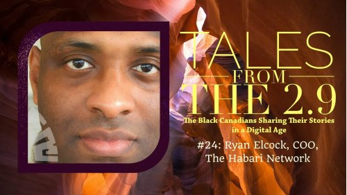 Tales from the 2.9 — Ryan Elcock (Featured Image)