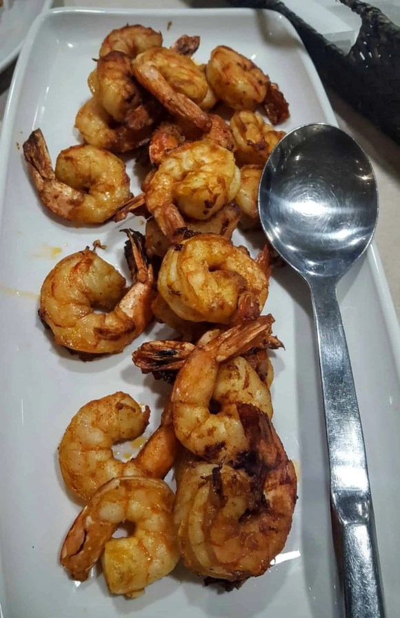 The Cookina Parchminum — The Mouthful Making it Easier to Make Stuff for Your Mouth — Smoked Paprika Shrimp