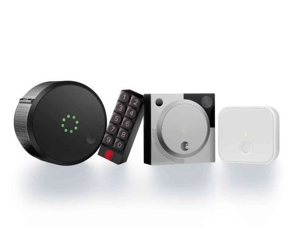 Building a Smarter Home with TELUS, Part Two—Letting the Right Ones in With the August Smart Home Access System!—August Product Suite