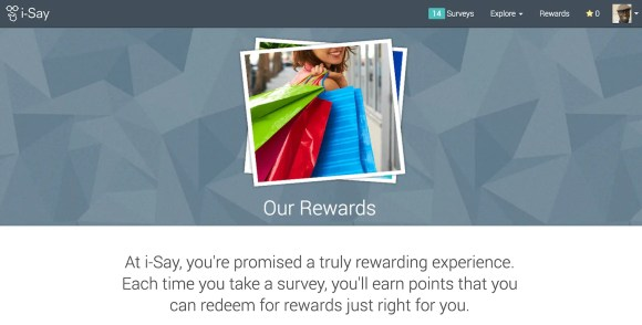 A Penny for Your Thoughts—Get Rewarded for Your Opinions with Ipsos i-Say!—Our Rewards