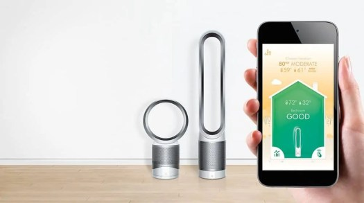 The Dyson Pure Cool Link — Getting Started