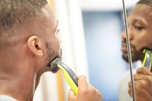 The Philips OneBlade — A Better Shave Than You Ever Thought POSSIBLE. — Man Trimming