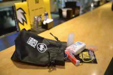 The Fastest Game on Earth Brought to You by Buffalo Wild Wings! — World Cup of Hockey at Buffalo Wild Wings — Fan Survival Kit Contents