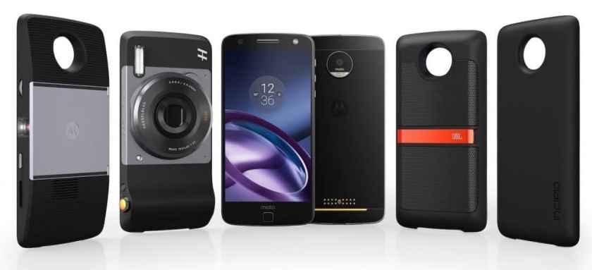 TELUS x The Lenovo Moto Z — Moto Mods