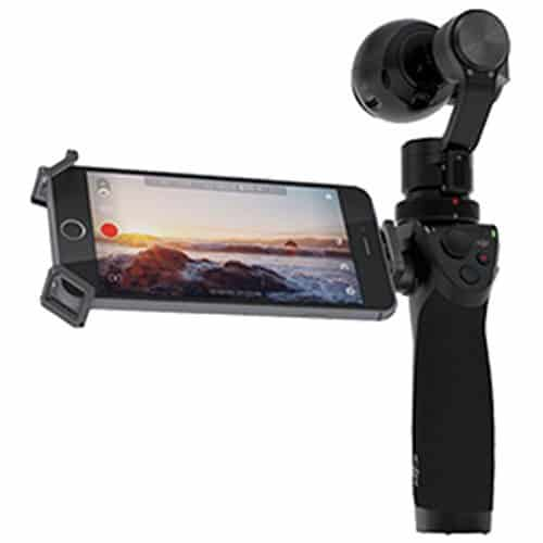 The Best Buy He-Shed — Where Tech and Design Can BOTH Call HOME — DJI OSMO Zenmuse X3 Handheld 4K Camera with Gimbal System