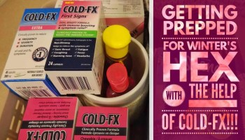 Getting Prepped for Winter's Hex with the Help of COLD-FX®!!! (Featured Image)