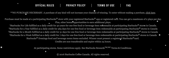 How to Rock #StarbucksForLife Without Breaking the Bank — Enter Without Making a Purchase