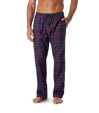 Make Your Mark on Fashion this Winter — The Mark's Christmas 2016 Gift Guide — Denver Hayes Flannel Lounge Pant
