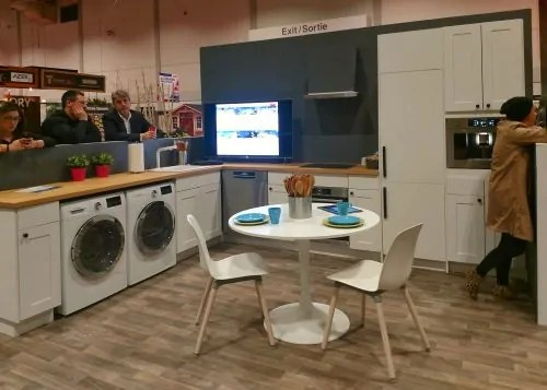 Checking out the Best Buy Smart Home at the National Home Show! — BOSCH Urban Kitchen