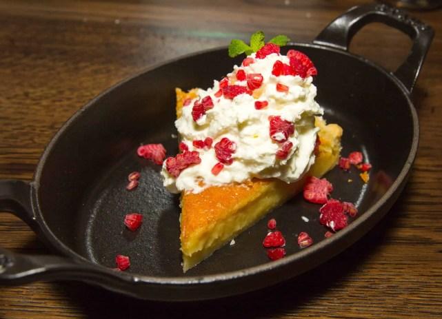 Get Fingers Worth Licking at Union Chicken! — Sugar 'Crack' Pie