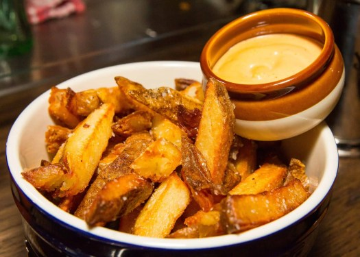 Get Fingers Worth Licking at Union Chicken! — Triple Cooked Fries