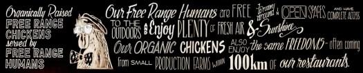 Get Fingers Worth Licking at Union Chicken! — Union Chicken Mural
