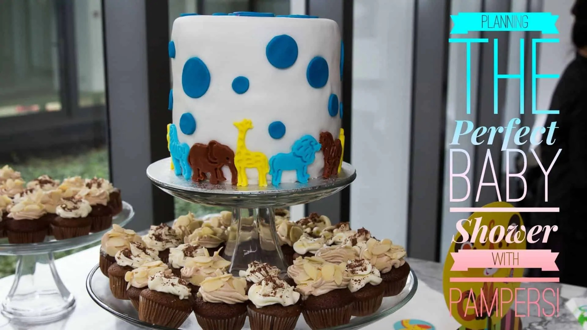 Planning the Perfect Baby Shower with Pampers! (Featured Image)