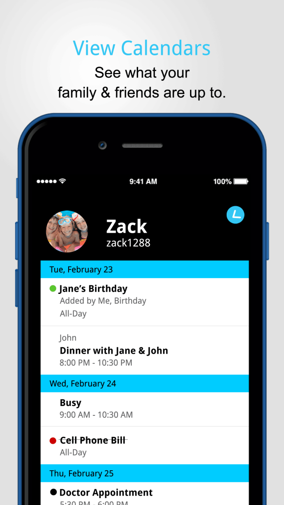 What the Heck's a COOSHA?! — The Calendar App That'll Change the Way You Schedule! — View Calendars