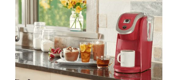 Kick Up Your Coffee Game with Van Houtte and the Keurig K200 PLUS!—The Keurig K200 PLUS at Home