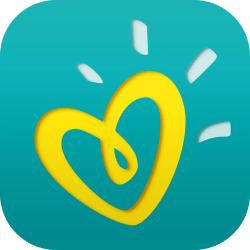 Earn Points with Less Taps — The BRAND NEW Pampers Rewards App! — App Icon