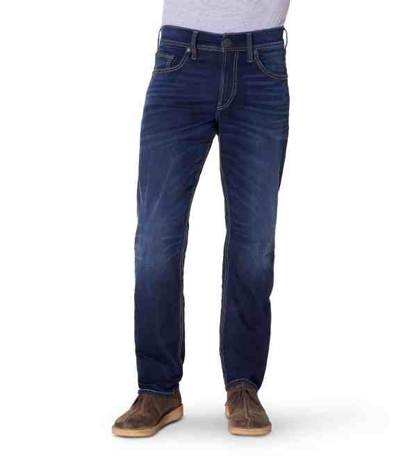 Help Dad Look the Part this Father's Day with Mark's—Silver Jeans Co.'s Eddie Relaxed Fit Tapered Leg Jeans