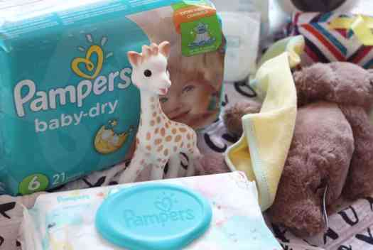 Help Parents Reclaim Their Shuteye with the New and Improved Pampers Baby Dry! — New Pampers Baby Dry and Other Baby Products