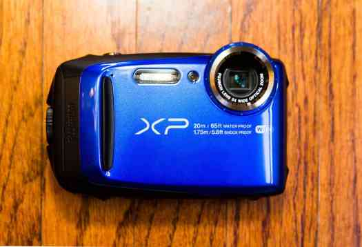 Making Memories Aplenty with the FujiFilm FinePix XP120! — The XP120 Unboxed
